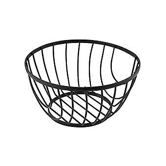 Apollo Flat Iron Round Fruit Basket