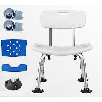 Elderly Bathroom Seat Anti-skid Chair / Stool