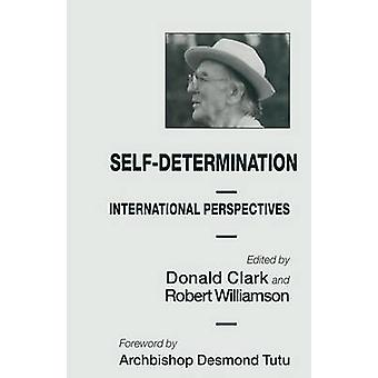 Itsemääräämisoikeus - Donald Clarkin kansainväliset näkökulmat - 9781