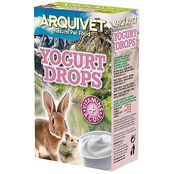 Arquivet Gocce con 65 grammi di yogurt (Roditori , Snack)