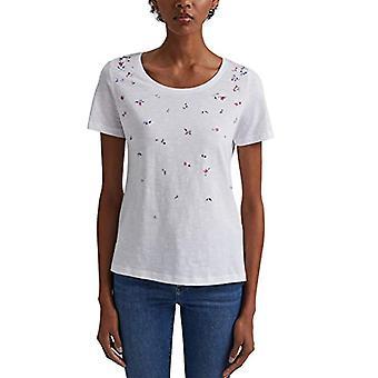 edc by Esprit 031CC1K304 T-Shirt, 100/white, S Woman