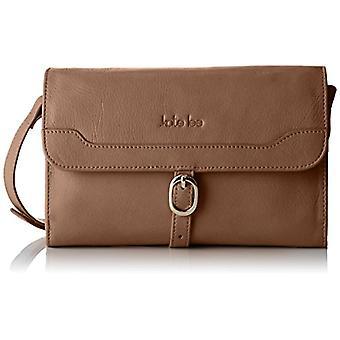 Kate Lee17543 - Women's Shoulder Bag, Brown (Brown (TERRE 8)), 3.5x13.5x20 cm (W x H x L)