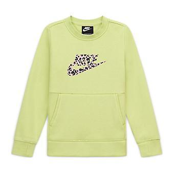נייקי בגדי ספורט CZ7557352 אוניברסלי כל השנה סווטשירטים ילדה