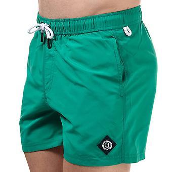 "Hombres"", Henri Lloyd Beach Wear en verde"