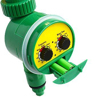 Vattningstidsregulator, trädgårdsintelligent vattningsenhet, automatiskt bevattningssystem