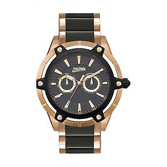 Montre homme Jean Paul Gaultier- 8505907 - Bracelet acier noir