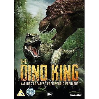 The Dino King DVD