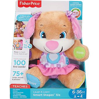 Fisher Price Laugh & Learn Smart Stages Ensimmäiset sanat