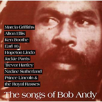 Various - The Songs Of Bob Andy Vinyl