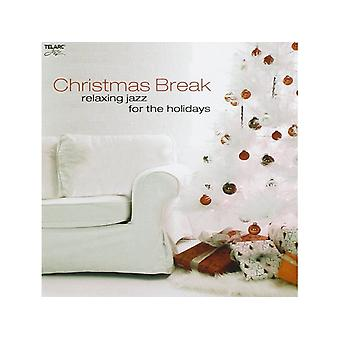Various - Christmas Break (Relaxing Jazz For The Holidays)