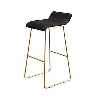 """כיסא בר נורדי עיצוב גובה המושב 65 ס""""מ 75 ס""""מ כיסא מטבח דלפק שרפרף"""