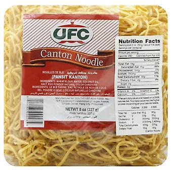 Ufc Noodle Pancit Canton, Case of 24 X 8 Oz
