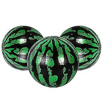 3pcs Beach Sports Foot Volleyball Kinderspeelgoed Pat Skin Ball Watermeloen Opblaasbare Bal