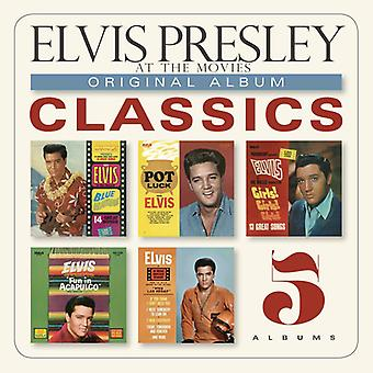 Elvis Presley - Original Album Classics [CD] USA import