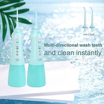 Suullinen ärtyisä ladattava hampaiden puhdistusaine