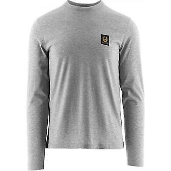 Belstaff Gris T-Shirt Manches Longues