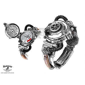 Alchemy Gothic EER Steam-Powered Entropy Calibrator Watch
