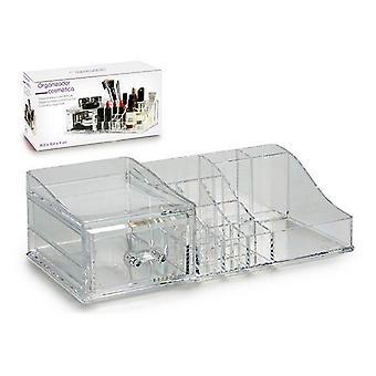 Make-up organizer (13,8 x 9 x 30,5 cm) Plastic