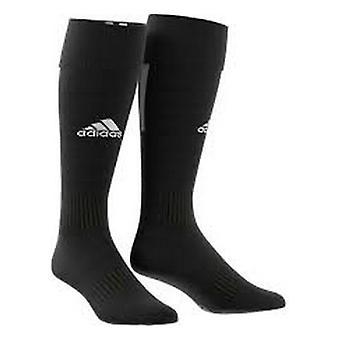 Sportsokken Santos Sok 18 Adidas CV3588 Zwart
