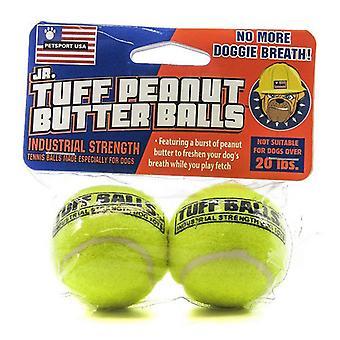 Petsport USA Jr. Peanut Butter Balls - 2 Pack