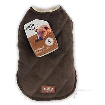 AFP Brown Diamond Coat (Dogs , Dog Clothes , Coats and capes)