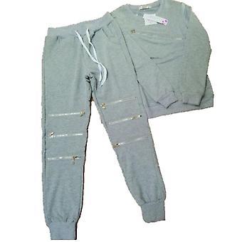 נשים סווטשירט רצים מכנסיים טרנינג בגדי טרקלין