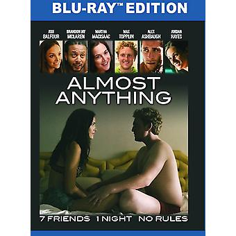 Almost Anything [Blu-ray] USA import