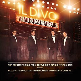Il Divo - muzikale affaire [CD] USA importeren