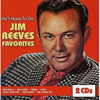 Jim Reeves - He'Ll Have to Go [CD] USA import
