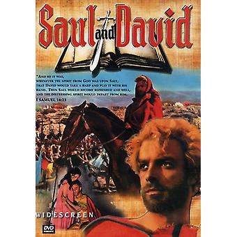 Saul & David [DVD] USA import