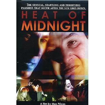 Heat of Midnight [DVD] USA import