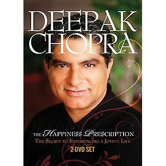 Deepak Chopra - Happiness Prescription [DVD] USA import