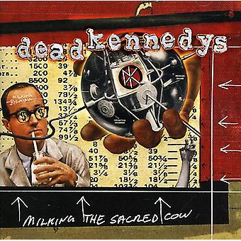 Dead Kennedys - Milking the Sacred Cow [CD] USA import
