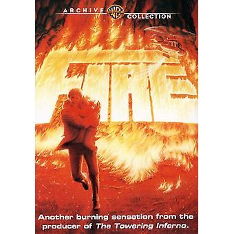Feuer! [DVD] USA import