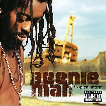 Beenie Man - Tropical Storm [CD] USA import
