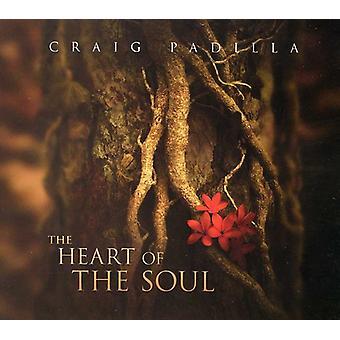 Craig Padilla - Heart of the Soul [CD] USA import