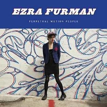 Ezra Furman - Perpetual Motion People [CD] USA import