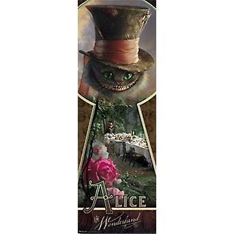 Alice in Wonderland - Cheshire Cat Poster afdrukken