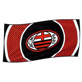 AC Milan Unisex Bullseye flagga