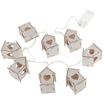 Heart House Design LED String Lights