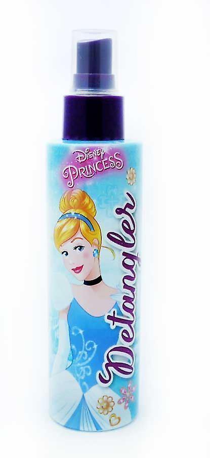 Disney Princess Detangler TRIPLE PACK 3x150ml Wet Or Dry Hair