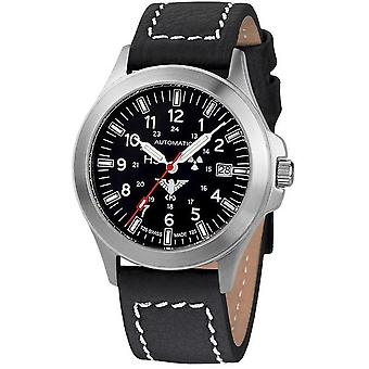 KHS watches mens watch platoon automatic KHS.PA. LBB