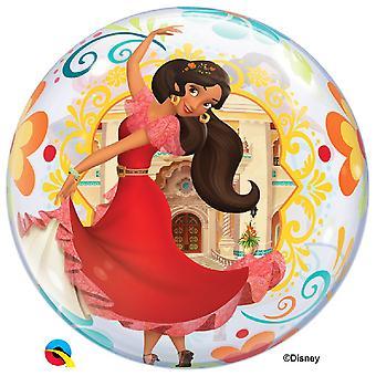 Qualatex 22 Inch Disney Elena of Avalor Bubble Balloon