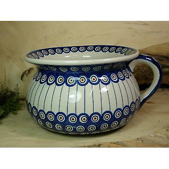 Kammaren potten, 2: a val, höjd 14 cm, storlek 27 x 23 cm, tradition 13 BSN 22523