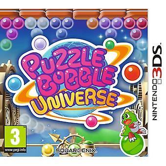 Puzzle Bobble Universe (Nintendo 3DS) - Neu