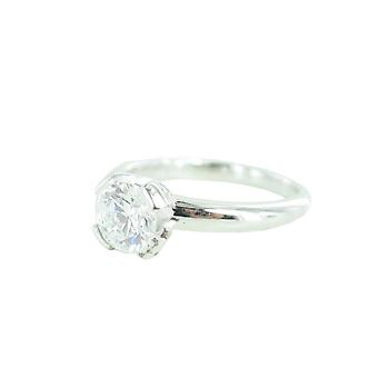 ESPRIT collection ladies ring silver zirconia Solaris Gr. 18 ELRG92338A180