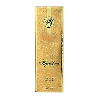 Five Star Fragrance Royal Secret II Eau De Toilette Spray 3.3Oz/100ml In Box