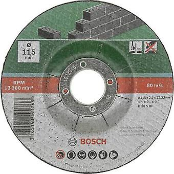 Bosch Accessories C 30 S BF 2609256334 Cutting disc (off-set) 115 mm 22.23 mm 5 pc(s)