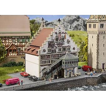 Faller 232299 N Old Town Hall Lindau Assembly kit