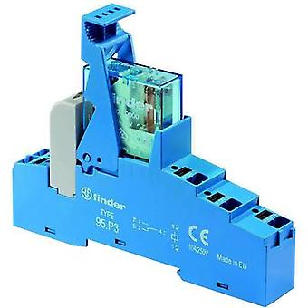 Finder 48.P3.7.024.0050 Relay component Nominal voltage: 24 V DC Switching current (max.): 10 A 1 change-over 1 pc(s)